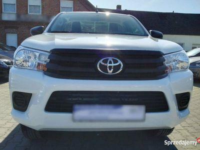 używany Toyota HiLux 2.4D Single Cab