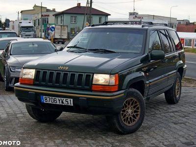 używany Jeep Grand Cherokee I