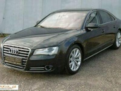 używany Audi A8 III (D4) *BOSE*quattro*pełna opcja*super stan