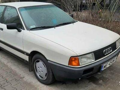 używany Audi 80 1.8