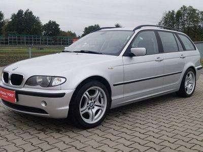 używany BMW 216 318 2dm 143KM 2003r.000km