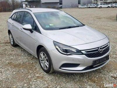 używany Opel Astra Sports Tourer 1.4 benz. Edition Start-Stop 150KM 2018