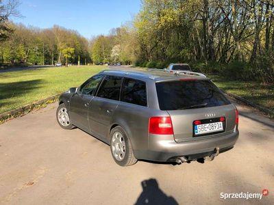 używany Audi A6 C5 1.9 TDi Avant 2002r 6 biegów
