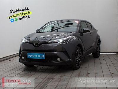 używany Toyota C-HR 1.8 Hybrid Prestige Executive