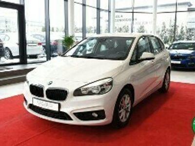 używany BMW 218 d, salon Polska, serwis ASO, I właściciel, dostawa PL