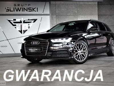 używany Audi A6 IV (C7) 3,0TDI 272KM WEBASTO LED PNEUMATYKA S-LINE FV23, Zbytków