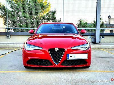 używany Alfa Romeo Giulia 2.0 Benzyna 200KM 2017/2018 Salon PL I WŁ