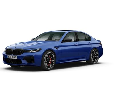 używany BMW M5 Sedan