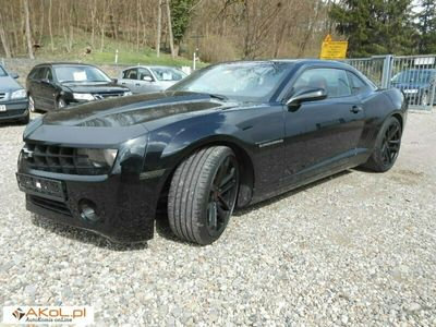 używany Chevrolet Camaro 3.6dm 304KM 2013r. 67 000km