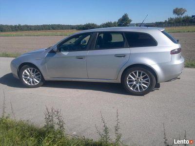 używany Alfa Romeo 159 kombiz 2007r sil 1,9jtdm (150KM)skora/zamiana