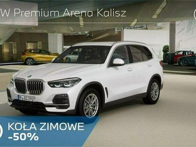 używany BMW X5 3dm 340KM 2021r. 5km
