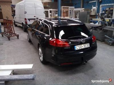 używany Opel Insignia I Sports Tourer 2013