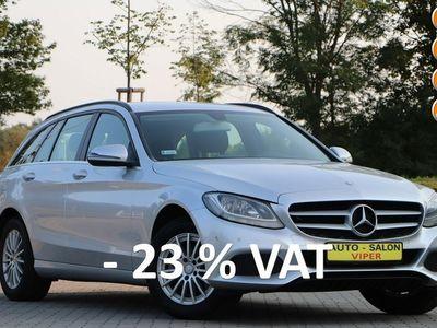 używany Mercedes C180 1.6dm 156KM 2016r. 148 000km