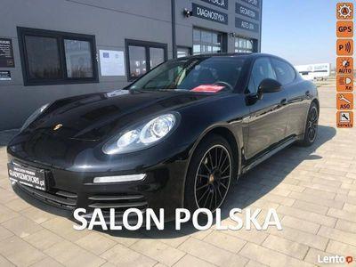 używany Porsche Panamera 3dm 300KM 2015r. 92 000km