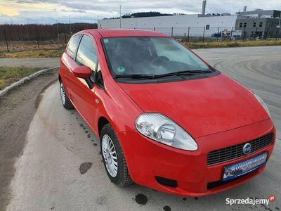 używany Fiat Grande Punto 1,4 2007r benzyna