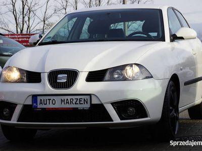 używany Seat Ibiza IV 1.4 Benzyna 86 KM Klima Elektr. szyby GWARANCJA!, Nowy Sącz