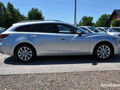 używany Mazda 6 2.2dm 150KM 2018r. 153 000km