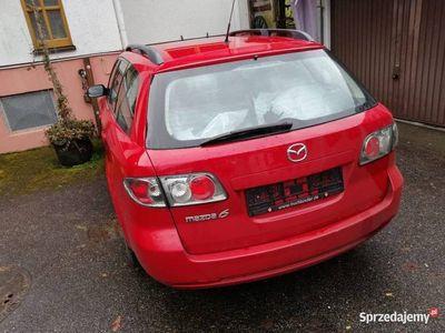używany Mazda 6 sprowadzony, po opłatach!!!