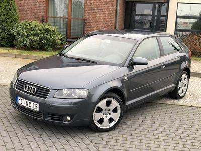 używany Audi A3 1.9dm 105KM 2005r. 243 856km