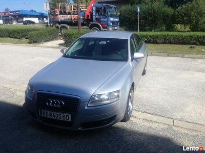 używany Audi A6 C6 3.0 TDI 12500