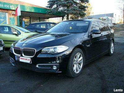 używany BMW 520 SERIA 5X-DRIVE -F10/11 Luxury Line 190 KM Stan idealny- Poliftowy