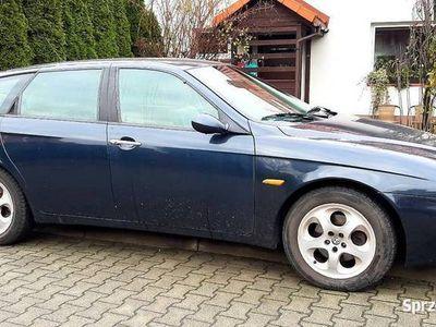 używany Alfa Romeo 156 1,9 JTD - super stan, nadaje się na klasyka