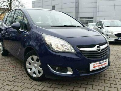 używany Opel Meriva B Essentia I właściciel