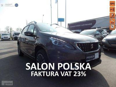 używany Peugeot 2008 1.2dm 130KM 2018r. 14 692km