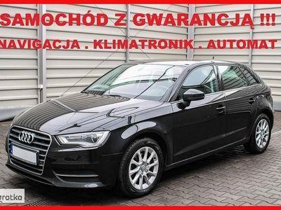używany Audi A3 III (8V) Serwis + Automat + Navi + XENON + LED !!!