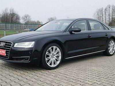 używany Audi A8 4.2dm 385KM 2013r. 183 000km
