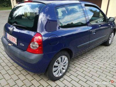 używany Renault Clio 2006 klima