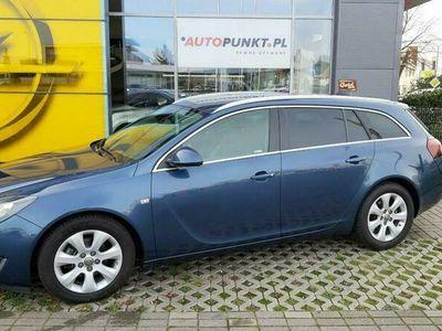 używany Opel Insignia 1.6dm 136KM 2016r. 114 917km