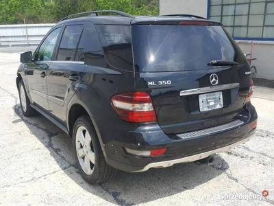 używany Mercedes ML350 ML 350 -Benz4matic 3.5 V6 M276 302 KM 2011 W166 (2011-)