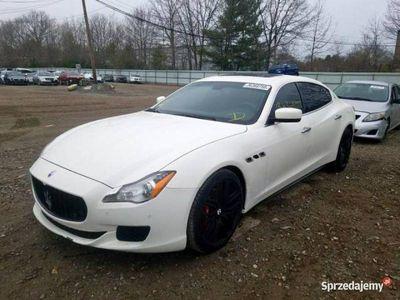 używany Maserati Quattroporte QuattroporteS 3.0l V6 benz. autom. 2015 VI (2013-)