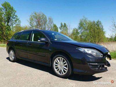używany Renault Laguna III Salon PL Rejestracja 2011 1 właściciel Bose III (2007-)