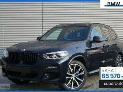 używany BMW X3 G01 2.0 xDrive20d (190KM) | M SPORT | ConnectedDrive Plus + Shadow Line