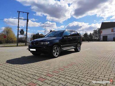 używany BMW X5 3.0 D Czarny Automat Skóra