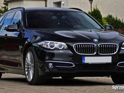 używany BMW 520 2dm 190KM 2015r. 70 000km