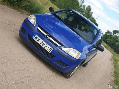 używany Opel Corsa 2006r. 1,4 Benzyna Klima Wspomaganie Tanio Wawa - Możliwa Zamiana! C (2000-2006)