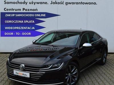 używany VW Arteon 2dm 190KM 2018r. 42 091km