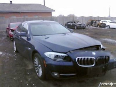 używany BMW 535 d 300KM 3.0 V6