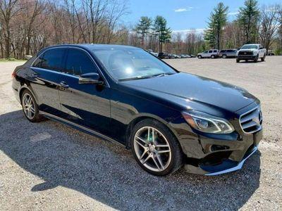 używany Mercedes E350 3dm 210KM 2014r. 199 000km
