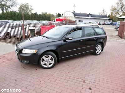 używany Volvo V50 2dm 136KM 2009r. 290 000km