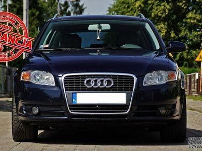 used Audi A4 III (B7) 2.0 TDI Avant 2xPDC - Zadbany - Gwarancja Raty Zamiana