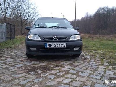 używany Citroën Saxo VTS, długie opłaty, 2000rok