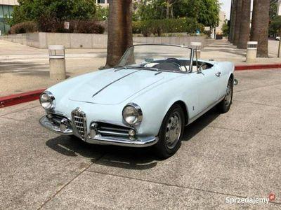 używany Alfa Romeo Spider Spider1.3 benz. 4 cyl. 80KM 1960 Klasyk I (1966-1969)