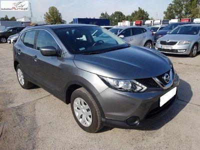 brugt Nissan Qashqai Qashqai 1.2dm3 115KM 2016r. 37 349km1.2 DIG-T Visia, Benzyna, FV 23%, Gwarancja!!