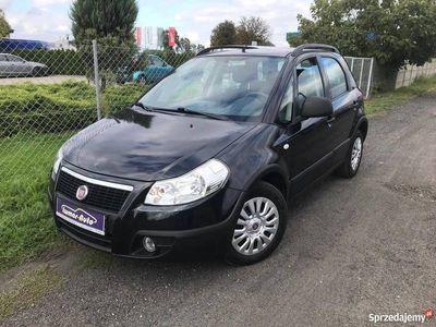 używany Fiat Sedici 1.6 16v 2009 rok Niski przebieg zadbany!!!