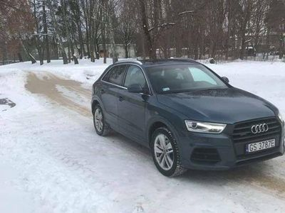 używany Audi Q3 2.0 TFSI