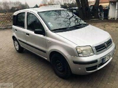 używany Fiat Panda II Dynamic 60KM benzyna 2008r 5 drzwi